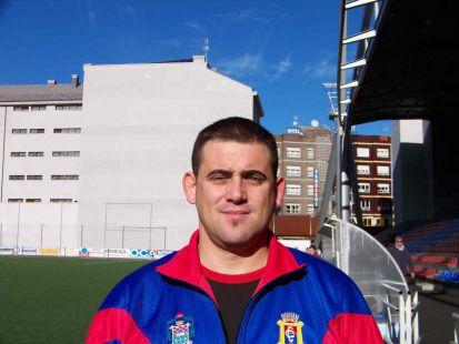 Juan Carlos Varela - entrenador 3ª cadete