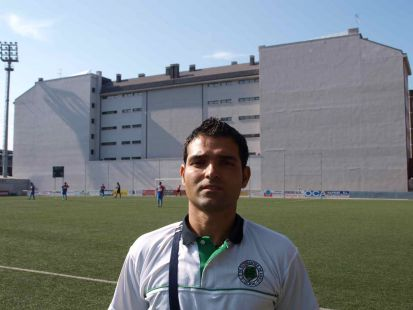 Juan Jos� - entrenador 1� juvenil