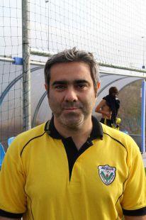 Juan José Revuelta - entrenador 2ª cadete