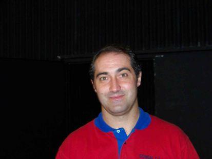 Juan Jose Rivaya - entrenador prebenjamín