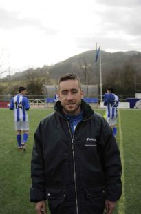 Juan Manuel Díaz - entrenador 3ª cadete