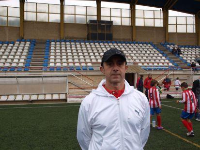 Juan Merino - entrenador 3ª alevín