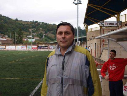 Juan Ogea - entrenador 2ª juvenil