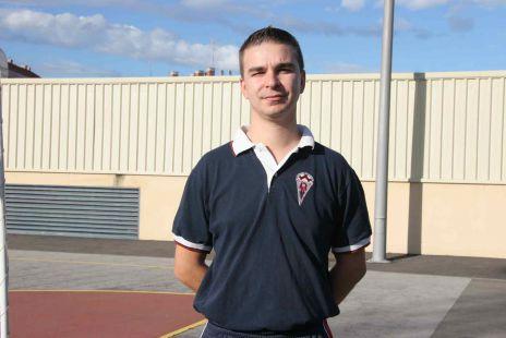 Julián - entrenador prebenjamín