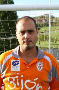 Julio - entrenador 3ª alevín B