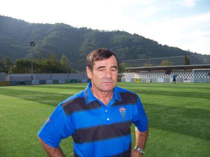 Julio González - entrenador 3ª cadete