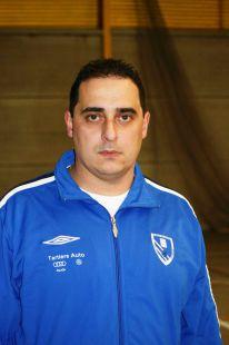 Justo Mel Corzo - entrenador 2ª benjamín
