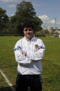 Leandro Ruiz - entrenador 2ª juvenil
