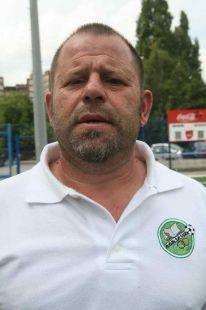 Luis Carlos Suárez - entrenador 3ª alevín