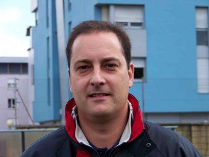 Luis Enrique - entrenador 3ª cadete