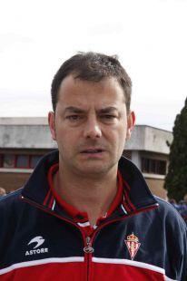 Luis Miguel - entrenador 1ª benjamín