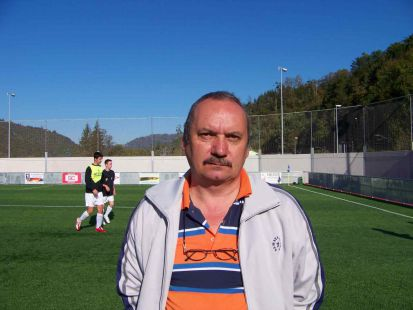 Luis Nuñez - entrenador 3ª infantil