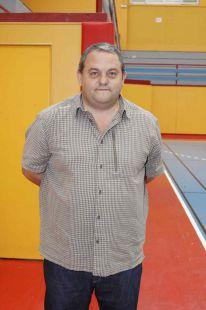 Manuel Amandi - entrenador 2ª benjamín A