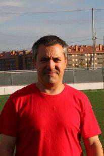 Manuel Angel - entrenador 3ª alevín