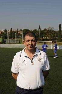 Manuel Angel Suárez - entrenador 2ª juvenil