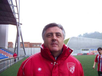 Manuel Coutado - entrenador 3ª cadete