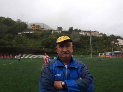 Manuel Quirós - entrenador  2ª cadete