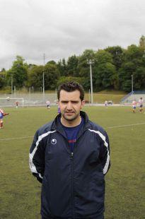 Manuel Velasco - entrenador 2ª juvenil