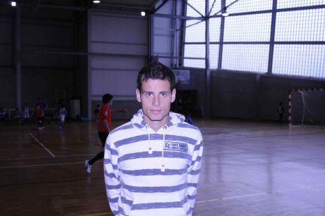 Mario García - entrenador 3ª alevín B