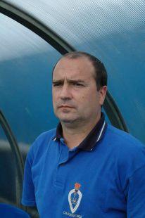 Maximinio Fernández - entrenador  1ª juvenil