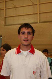 Miguel de Eguibar - entrenador 3ª benjamín B