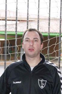 Miguel Pedrayes - entrenador  prebenjamín