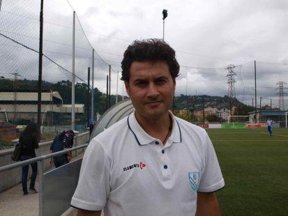 Miguel Ricardo - entrenador 2ª juvenil