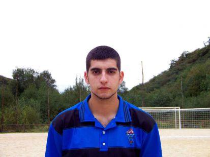 Miguel Rodríguez - 3ª alevín