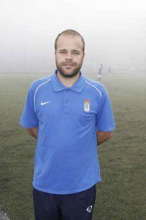 Oliver García - entrenador 1ª cadete