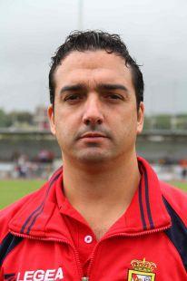 Pablo - entrenador 2ª infantil