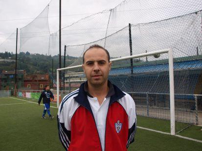 Pablo Alvarez - entrenador 3ª infantil