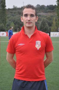 Pablo Delgado - entrenador 3ª cadete