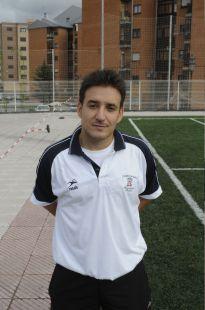Pablo Martínez - entrenador  2ª alevín B
