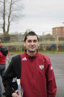 Pablo Valcarcel - entrenador prebenjamín