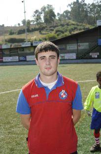 Raúl Rodríguez - entrenador 3ª cadete