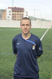 René Alvarez - entrenador  3ª cadete