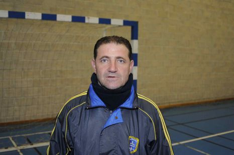 Ricardo - entrenador 3ª benjamin