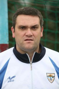 Roberto Presa - entrenador 1ª benjamín