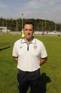 Román Candano - entrenador 1ª juvenil
