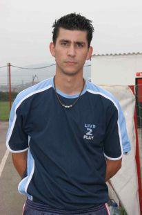 Rubén Alvarez - entrenador 1ª infantil