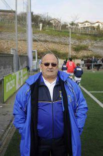 Rufino - entrenador 3ª alevín