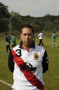 Salvador Ruíz - entrenador 2ª cadete