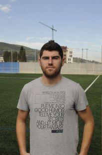 Santiago Fernández - entrenador 3ª cadete