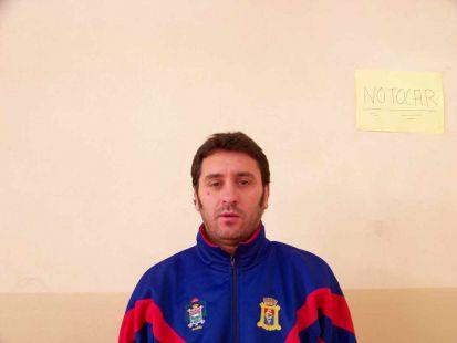 Santiago Miguélez - entrenador prebenjamín B