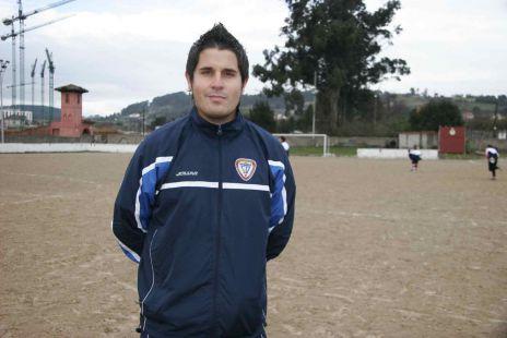Sergio Meana - entrenador 1ª infantil