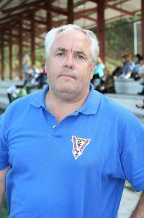Víctor Pedro - entrenador 3ª juvenil