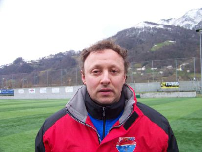 Willy  - entrenador 3ª cadete