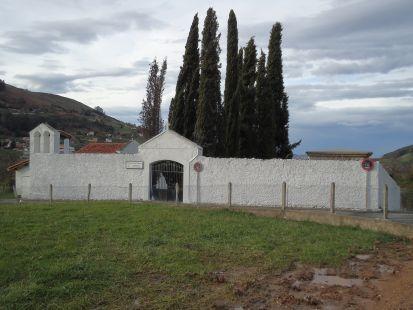 Cementerio municipal de Valdornón