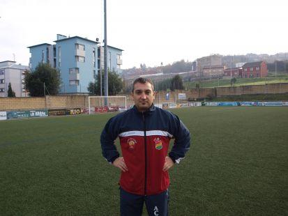 Alberto Barros - entrenador 3ª alevín