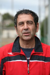 Alfredo Vallina - entrenador 1ª cadete